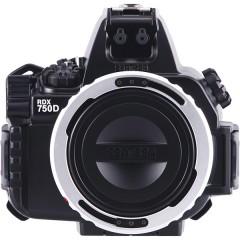 SEA & SEA RDX-750D Housing for Canon EOS 750D / Rebel T6i / Kiss X8i Cameras