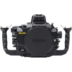 SEA & SEA MDX-D850 Housing for Nikon D850 Camera