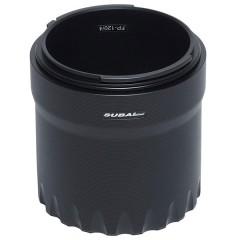 Subal V4 Flat Port FP-120VR/4 for Nikon AF-S VR Micro-Nikkor 105mm f/2.8G IF-ED Lens