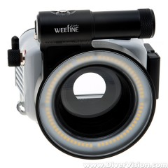 Ikelite TG-5 Housing & Weefine Ring Light 1000 Set